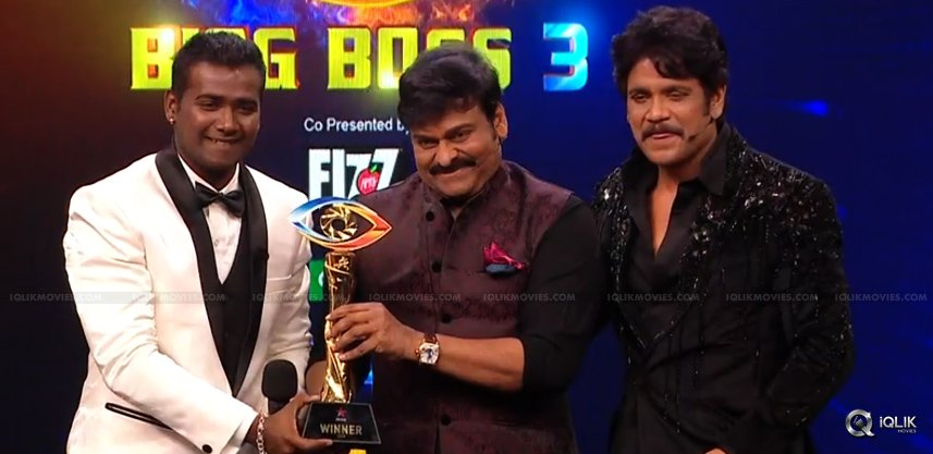 Sree Mukhi bigg boss telugu winner seson 3