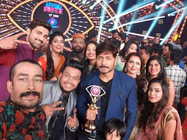 Bigg boss telugu 2 show winner kaushal