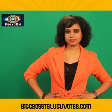 Bigg Boss Telugu Vote Result for Devi Nagavalli