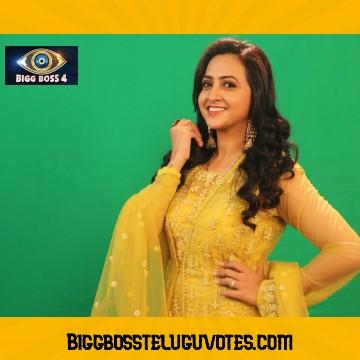 Bigg Boss Telugu Vote Result for Lasya