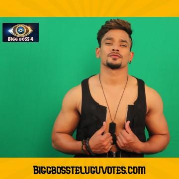 Bigg Boss Telugu Vote Result for MehaboobDilse